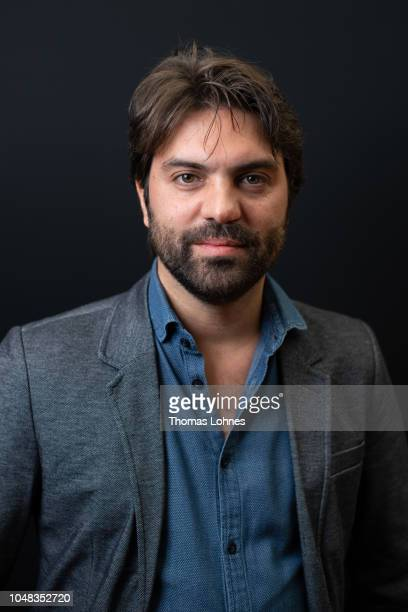 Francesco Rizzi poses at the 'Meet the Filmmakers' event during the 14th Zurich Film Festival at Festival Centre on October 02 2018 in Zurich...