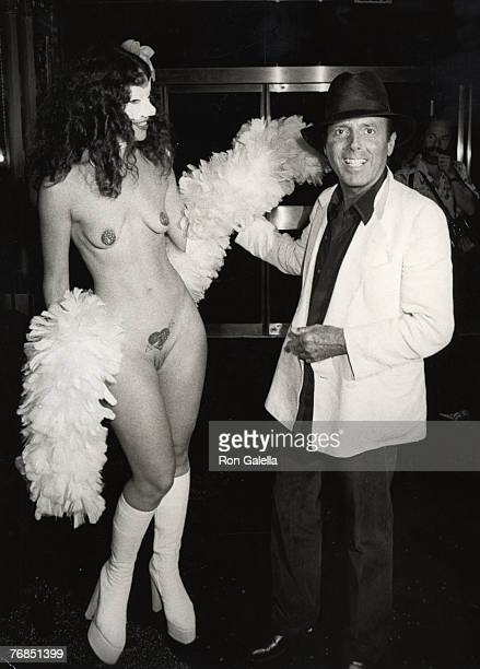 Francesco Scavullo and Studio 54 Dancer