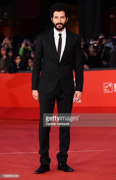 Francesco Scianna attends the 'Giuseppe Tornatore Ogni Film Un'Opera Prima' Premiere during the 7th Rome Film Festival at Auditorium Parco Della...