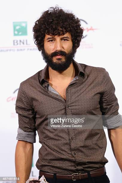 Francesco Scianna attends the 'I Milionari' Photocall during the 9th Rome Film Festival on October 19 2014 in Rome Italy