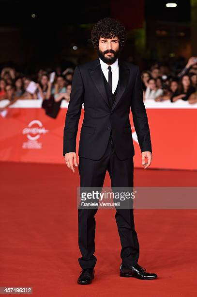 Francesco Scianna attends the 'I Milionari' Red Carpet during the 9th Rome Film Festival on October 19 2014 in Rome Italy