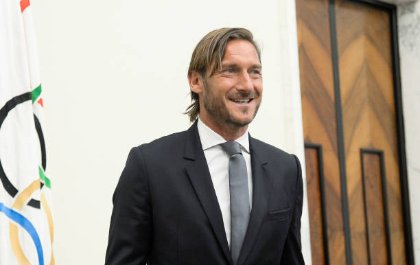 ITA: Francesco Totti Leaves AS Roma After 30 Years