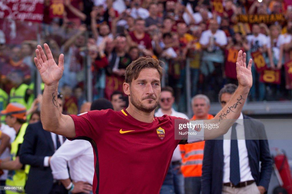 Roma v Genoa - Serie A : ニュース写真
