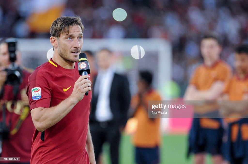 Roma v Genoa - Serie A : News Photo