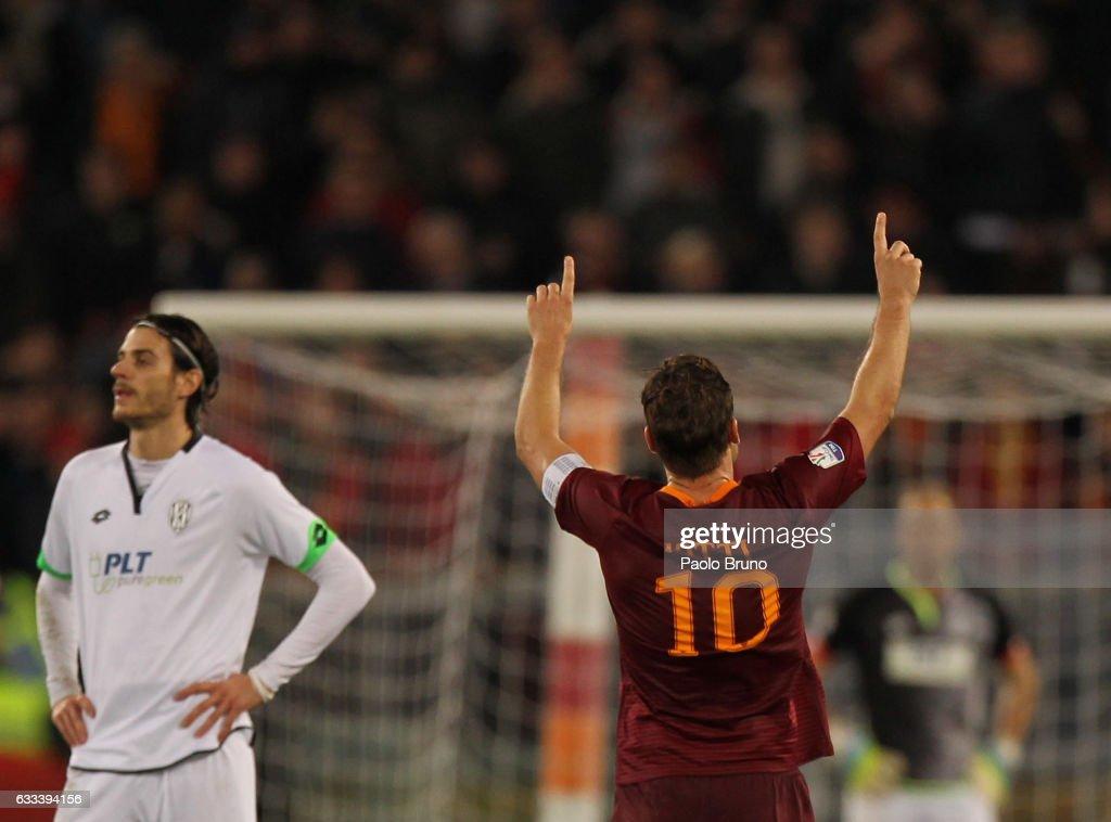 AS Roma v AC Cesena - TIM Cup : Fotografía de noticias