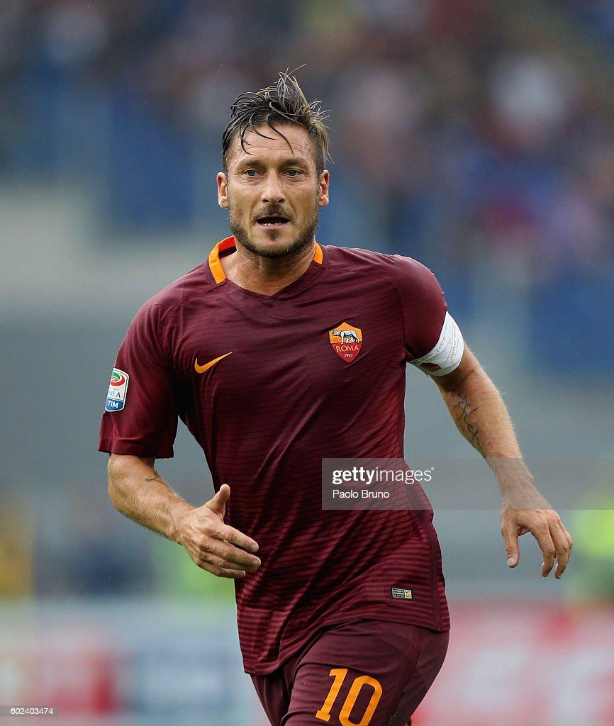 AS Roma v UC Sampdoria - Serie A : News Photo