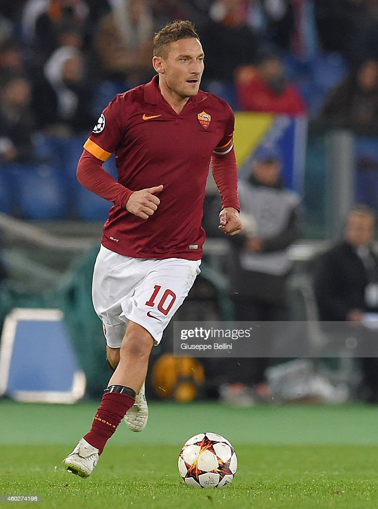 AS Roma v Manchester City FC - UEFA Champions League : News Photo