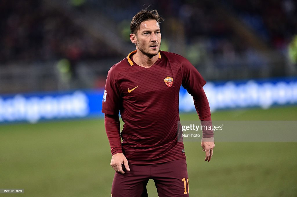 Roma v Sampdoria - Tim Cup : News Photo