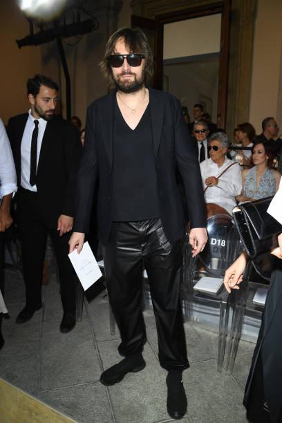 ITA: Giorgio Armani - Front Row - Milan Men's Fashion Week Spring/Summer 2020