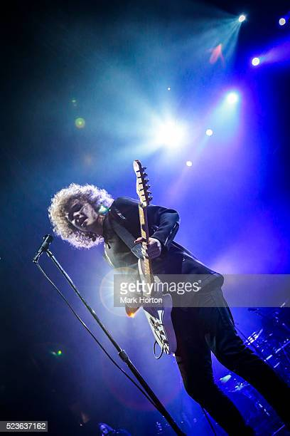 Francesco Yates performs at the Canadian Tire Centre on April 23 2016 in Ottawa Canada