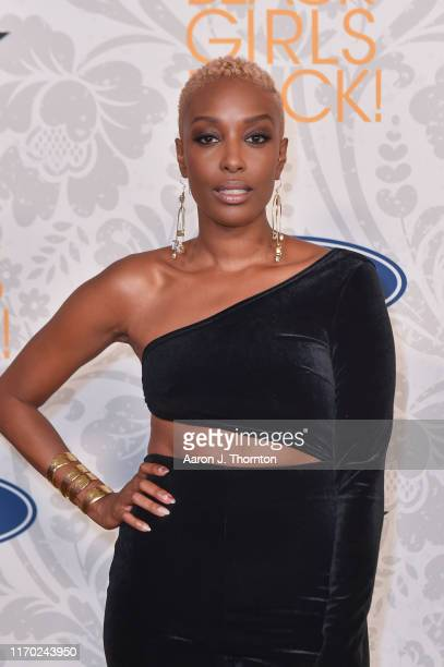 Franchesca Ramsey attends Black Girls Rock! at NJ Performing Arts Center on August 25, 2019 in Newark, New Jersey.