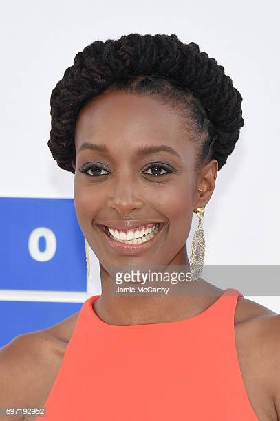 Franchesca Ramsey attends the 2016 MTV Video Music Awards at Madison Square Garden on August 28, 2016 in New York City.