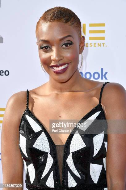 Franchesca Ramsey attends the 50th NAACP Image Awards at Dolby Theatre on March 30, 2019 in Hollywood, California.