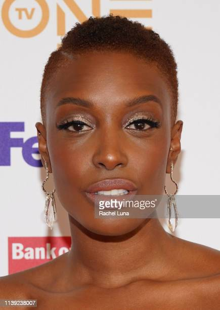 Franchesca Ramsey attends the 50th NAACP Image Awards Non-Televised Dinner at Beverly Hilton Hotel on March 29, 2019 in Beverly Hills, California.