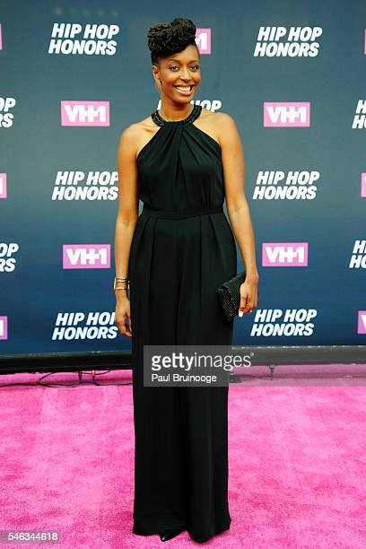 Franchesca Ramsey attends the VH1 Hip Hop Honors: All Hail The Queens at avid Geffen Hall on July 11, 2016 in New York City.