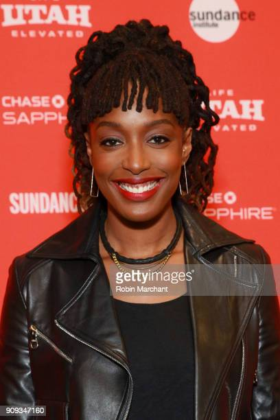 Franchesca Ramsey from the series 'Franchesca' attends the Indie Episodic Program 1 during 2018 Sundance Film Festival at The Ray on January 23, 2018...