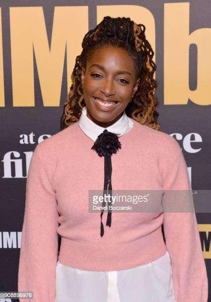 Franchesca Ramsey of 'Franchesca' attends The IMDb Studio at The Sundance Film Festival on January 22, 2018 in Park City, Utah.