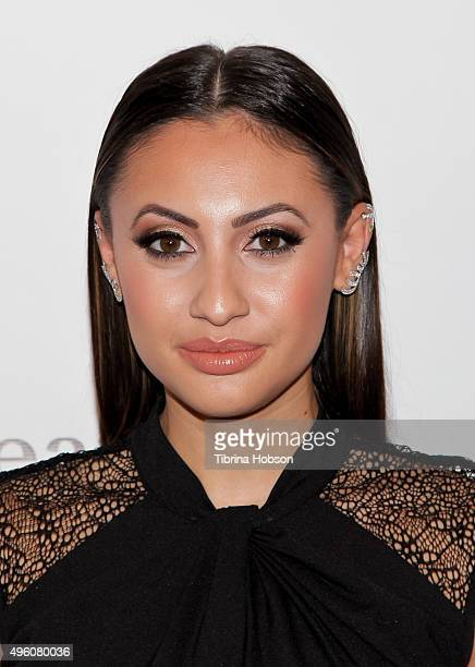 Francia Raisa attends the 7th Annual 'Night of Generosity' Gala benefiting generosityorg at the Beverly Wilshire Four Seasons Hotel on November 6...