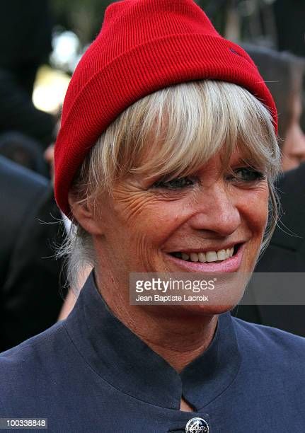 Francine Cousteau attends the Exodus Burnt By The Sun 2 Premiere held at the Palais des Festivals during the 63rd Annual International Cannes Film...