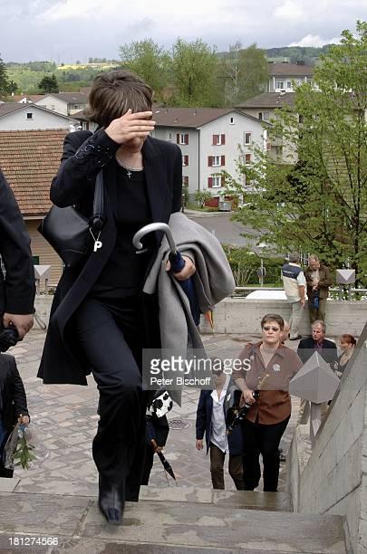 Francine Jordi Katholische Kirche Effretikon Schweiz