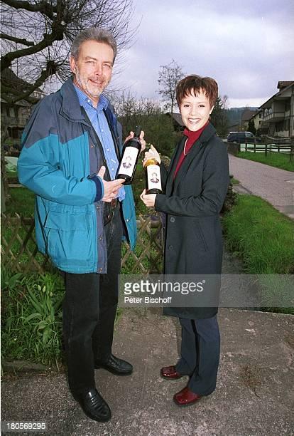 Francine Jordi Vater Franz Jordi Homestory Berner Oberland Schweiz Weinz