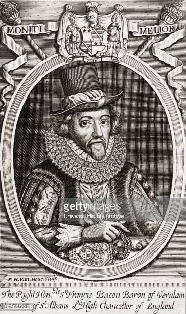 Francis Bacon, 1st Viscount St Alban, 1561 – 1626. English philosopher, statesman, scientist, jurist, orator, and author. Attorney General and Lord...