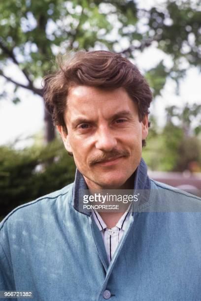 Francis Cabrel le 7 mai 1987 à Montréal Canada