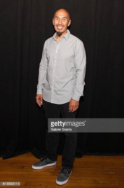 """Francis Chan attends Kirk Cameron's """"Revive Us"""" event at Harvest Cathedral on October 18, 2016 in Chicago City."""