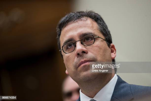 Francis Cissna director of US Citizenship and Immigration Services at the US Department of Homeland Security testifies during a House Judiciary...