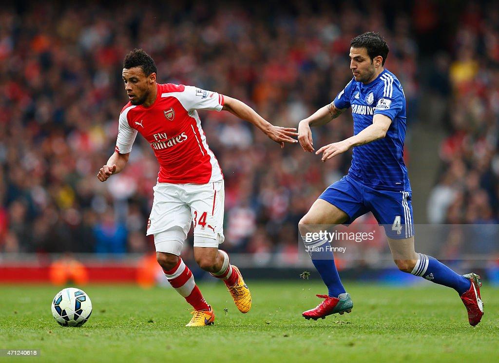 Arsenal v Chelsea - Premier League : News Photo