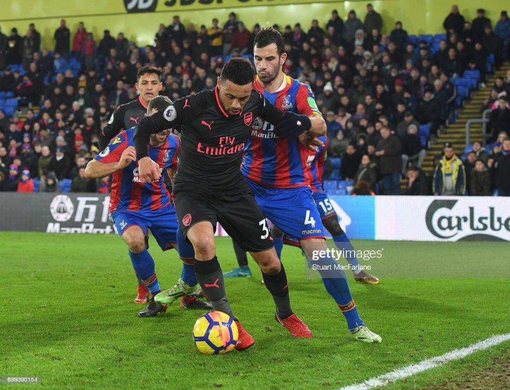 Crystal Palace v Arsenal - Premier League : Nyhetsfoto