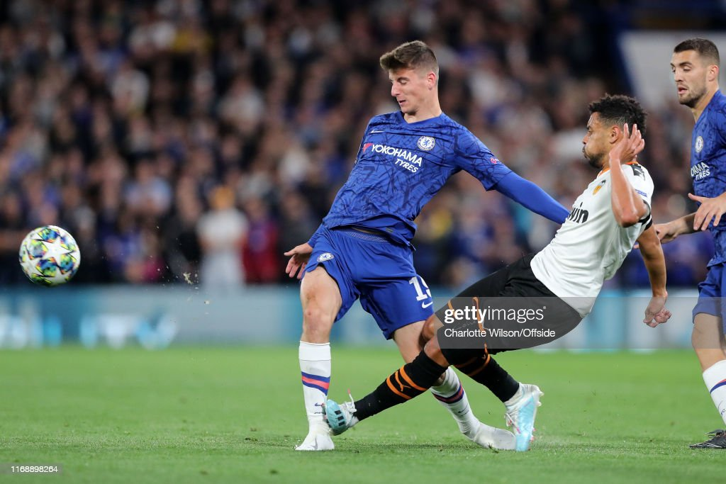 Chelsea FC v Valencia CF: Group H - UEFA Champions League : News Photo