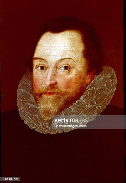 Francis Drake English navigator and privateer Anonymous portrait