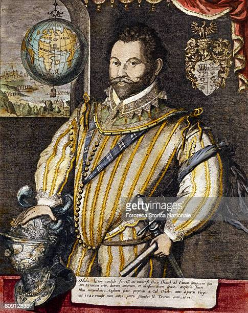 Francis Drake English sea captain and politician of the Elizabethan era one of the protagonists in the battle for naval supremacy between Spain and...