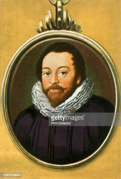 Francis Drake' Portrait of English navigator privateer and adventurer Francis Drake Drake was the most renowned seaman of the Elizabethan Age He...
