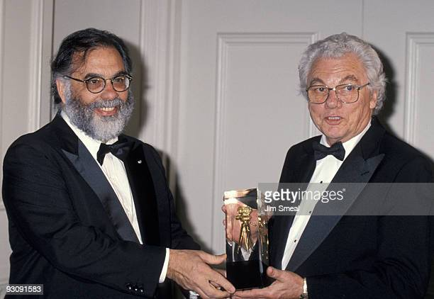 Francis Ford Coppola and Gordon Willis