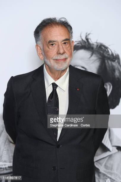Francis Ford Coppola arrives to attend to his tribute during the 11th Film Festival Lumiere on October 18, 2019 in Lyon, France.