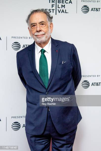 Francis Ford Coppola attends Apocalypse Now 40 Years And Restoration during the 2019 Tribeca Film Festival at Beacon Theatre on April 28 2019 in New...