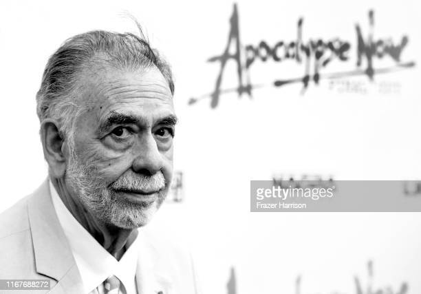 Francis Ford Coppola attends the LA Premiere Of Lionsgate's Apocalypse Now Final Cut at ArcLight Cinerama Dome on August 12 2019 in Hollywood...