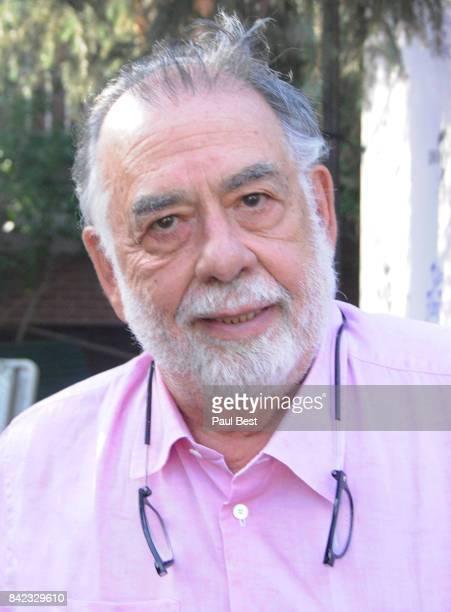 Francis Ford Coppola attends the Telluride Film Festival 2017 on September 3 2017 in Telluride Colorado