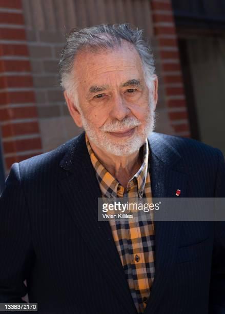 Francis Ford Coppola attends the Telluride Film Festival on September 04, 2021 in Telluride, Colorado.