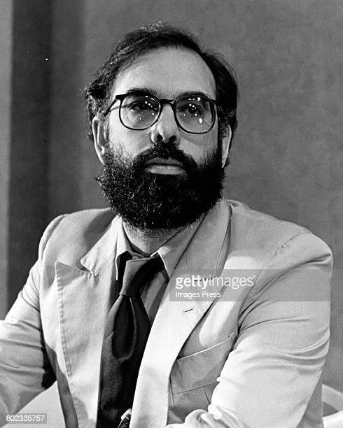 Francis Ford Coppola circa 1979 in New York City.