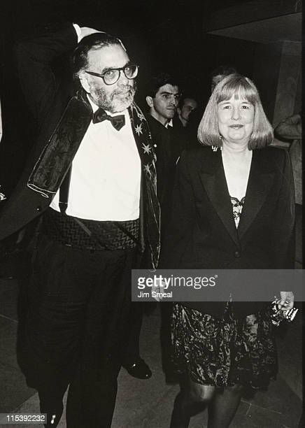 Francis Ford Coppola & Eleanore Coppola during 44th Annual Directors Guild Awards at Beverly Hilton Hotel in Beverly Hills, California, United States.