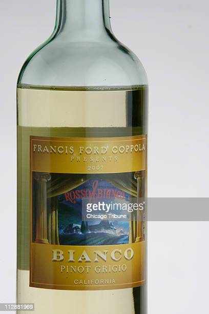 Francis Ford Coppola Presents Pinot Grigio Bianco Not one of the famed filmmaker's better releases A simple some tasters would say too simple white...