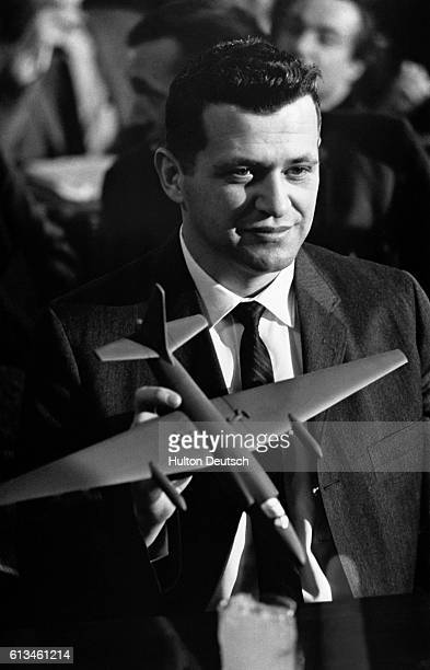 Francis Gary Powers the US fighter pilot who was caught spying over the USSR in 1960
