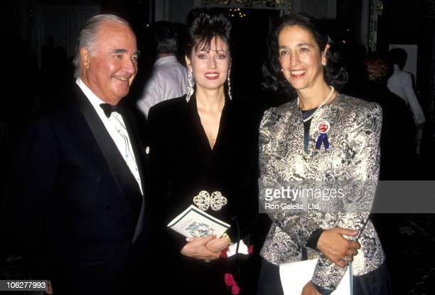 Francis Kellogg, Ruth Messinger and Antonia DePortago