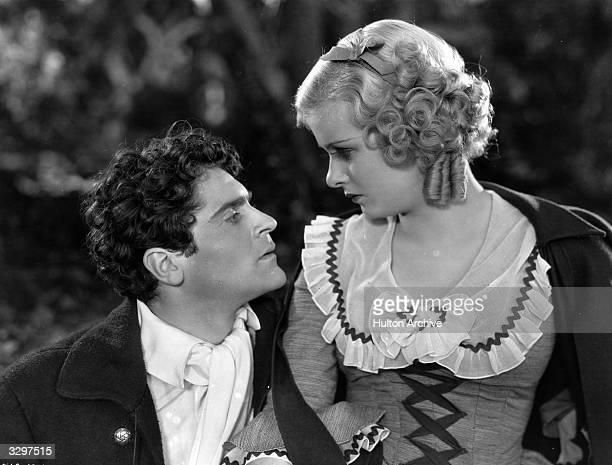 Francis Lederer and Joan Bennett star in the film 'Pursuit Of Happiness' a romantic comedy directed by Alexander Hall for Paramount