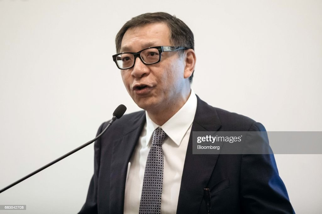 Francis Lui, deputy chairman of Galaxy Entertainment Group Ltd., speaks during the Global Gaming Expo (G2E) at the Venetian Macau resort and casino, operated by Sands China Ltd., a unit of Las Vegas Sands Corp., in Macau, China, on Tuesday, May 16, 2017. It's clear China wants more regulation and transparency in the Macau gaming industry, Lui said. Photographer: Anthony Kwan/Bloomberg via Getty Images