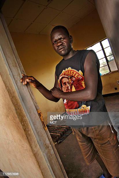 Francis Ochaya, who served 12 years with the rebels, including several as a personal escort to Kony and his harem of child brides before escaping to...