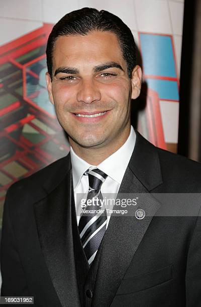 Francis Suarez attends the 11th annual FedEx/St Jude Angels Stars Gala at JW Marriott Marquis on May 18 2013 in Miami Florida
